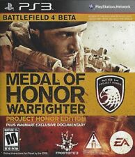 Medal of Honor: Warfighter - Project Honor Edition GAME (Playstation 3) PS PS3