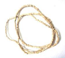 2 mm TULSI Small Bead Mala Necklace Bracelet Kanthi Japa Mantra Yoga Prayer Luck