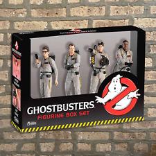 Ghostbusters Figurine Box Set (Ray, Egon, Peter, Winston)
