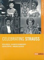 Celebrating STRAUSS DVD Rita Streich Schwarzkopf Seefried PCM Stereo