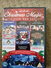 Christmas Magic Collection (3 Films) DVD