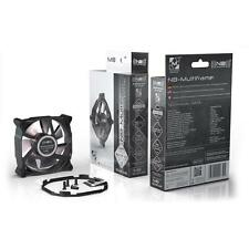 Noiseblocker NB-Multiframe M8-3 80x80x25mm Low Noise Fan, 2200rpm, 19.2 dBA