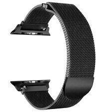 Cinturino apple watch 42mm/44mm Serie 1/2/3/4/5 IWatch, Acciaio inossidabile.