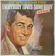 DEAN MARTIN Everybody Loves Somebody OZ Reprise VG+/VG+