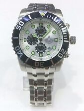 Sartego Ocean Master sports Chronograph 200 meter luminous watch SPC51