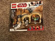 Star Wars LEGO 75205 MOS EISLEY CANTINA NEW SEALED SOLO GREEDO WUHER RARE!
