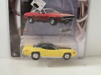 2002 Hot Wheels Hall of Fame Greatest Rides 1:64 Plymouth GTX Die Cast Metal Car