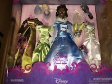 NEW Disney Princess and the Frog Boutique Set - TIANA doll