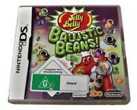 Ballistic Beans! DS 2DS 3DS Game *No Manual*
