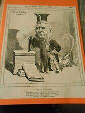 Typo 1875 - M. Gaston Boissier qui vend ses dragées
