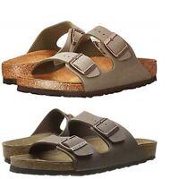 Authentic Birkenstock Arizona - Birkibuc™ (Unisex) Men/Women summer Sandals