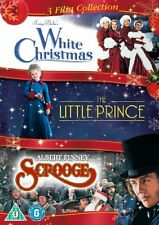 White Christmas / The Little Prince / Scrooge Triple Pack [DVD][Region 2]