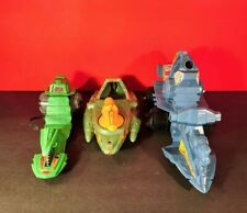 Masters Of The Universe He-Man Vehicle Toy Lot Of (3), 1980's, Mattel, Vintage?