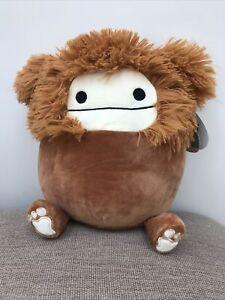 "Squishmallow 8"" Benny The Bigfoot USA Import"
