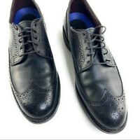 Allen Edmonds Black Derby Dress Shoes in Black 10.5 B