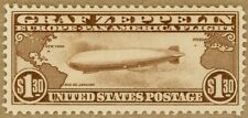 US Scott#C14 OG NH VF-XF $1.30 Zeppelin pristine beauty