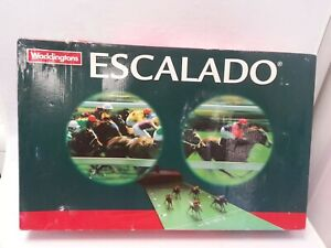 Vintage Waddingtons Escalado Horse Racing Family Game 1997 W/ Instructions #559