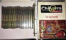 Chitarra Subito - Corso di chitarra in 18 CD per PC, MAC APPLE con fascicoli-