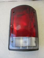 1995-2004 FORD E150 ECONOLINE VAN OEM RH SIDE TAILLIGHT