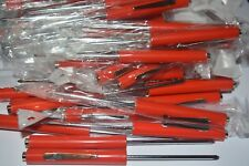MINI PHILLIPS SCREWDRIVER WITH MAGNET TOP & POCKET CLIP SAME AS SNAP-ON 100 PCS