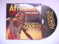 Africanism (Yves Larock) / Zookey (Bob Sinclar remix) - cd single