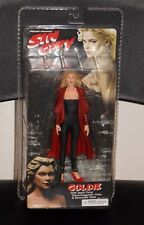 Neca 2005 Sin City Goldie Action Figure New In The Package