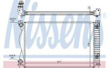 NISSENS Radiador 60237A