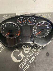 Audi A3 Instrument Cluster 8p Models Petrol 8p0 920 951 B