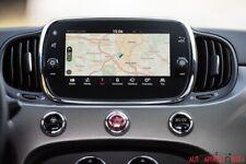 """Aggiornamento Uconnect 7"""" Per Fiat 500 Abarth 595 Mappe Versione 1045 2020/2021"""
