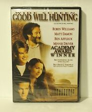 GOOD WILL HUNTING (DVD, Anamorphic Widescreen, Canadian) NEW AUTHENTIC REGION 1