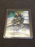 Mark Scheifele 2019-20 SP Game Used Hockey Blue Auto