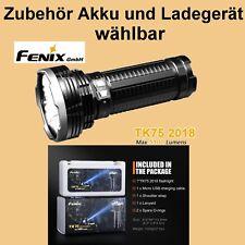 Fenix Tk75 LED Taschenlampe mit 5100 Lumen