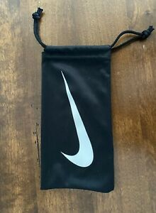 Nike sunglass & Eyeglass Pouch With Cleaning Cloth