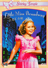 Little Miss Broadway (1938) - Shirley Temple, George Murphy - DVD NEW