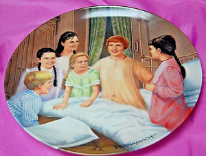Edwin Knowles My Favorite Things The Sound of Music Plate Limited Edition  S5980
