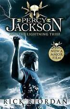 Percy Jackson and the Lightning Thief by Rick Riordan (CD-Audio, 2009)
