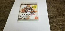 Madden NFL 12 (Sony PlayStation 3, 2011) new ps3