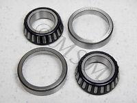 Honda New K/&L Upgraded Steering Stem Shaft Race /& Roller Bearing Kit S 0163-014