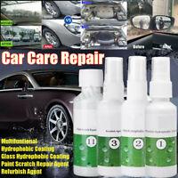 50ml HGKJ Car Glass Nano Coating Hydrophobic Refurbish Anti Fog Scratch Repair