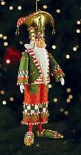 "Patience Brewster Krinkles Nutcracker Soldier 8"" Christmas Tree Ornament New"