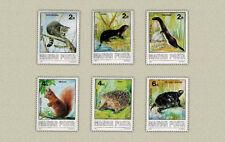 Hungary 1986. Protect animals wonderful set MNH (**) Michel: 5 EUR !!!