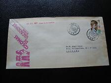 spain -envelope 1st day 22/12/1977 (2eme choice ENVELOPE yellowed)(cy24)spain