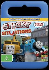 Thomas & Friends Children's & Family DVDs & Blu-ray Discs