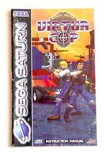 Notice Virtua Cop Sega Saturn