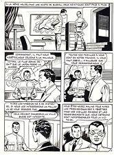 CUISINE CHINOISE (RAOUL GIORDAN) PLANCHE ORIGINALE VIGOR ARTIMA PAGE 18