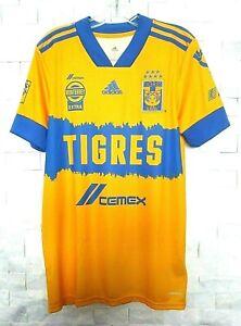 Adidas 2020-21 Tigres Uanl Domicile Jersey (FR2305)