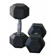 Hex Dumbbell Set- 10kg-25kg pairs