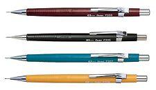 Pentel P200 Automatic Mechanical Draftting Pencil 0.3, 0.5, 0.7, 0.9mm One SET