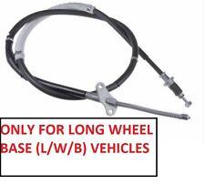 Rear Hand Brake Cable R/H For Isuzu Trooper Bighorn 3.1TD - UBS69 - LWB (1992+)