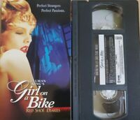 RED SHOE DIARIES: Girl on a Bike (VHS 1996) David Duchovny Robbi Chong 78min